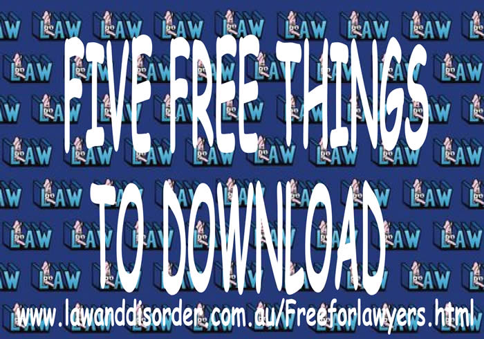five free legal things to download, paul brennan