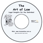 art of law, audio CD,  Paul Brennan