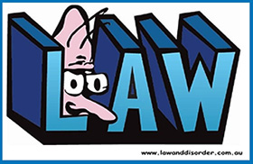 law logo, paul brennan